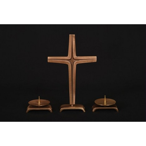 Kreuzgarnitur Bronze