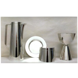 Abendmahlgarnitur Nr.2, Silber