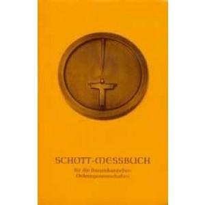 Schott Messbuch für die franziskanischen Ordensgemeinschaften