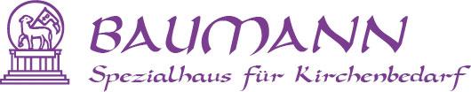 Logo Baumann Kirchenbedarf