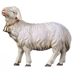 Schaf mit Glocke der Hirtenkrippe