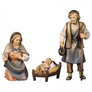 Heilige Famile der Hirtenkrippe