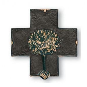 "Bronzekreuz ""Lebensbaum"""