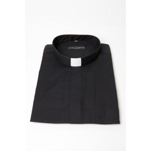 Kollarhemd, schwarz